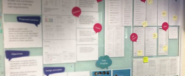 Build a Product Design Wall to Build a Design Culture