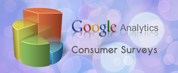 Try Google Analytics Surveys With Your $75 Credit
