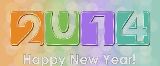 Happy New Years 2013 – 2014!