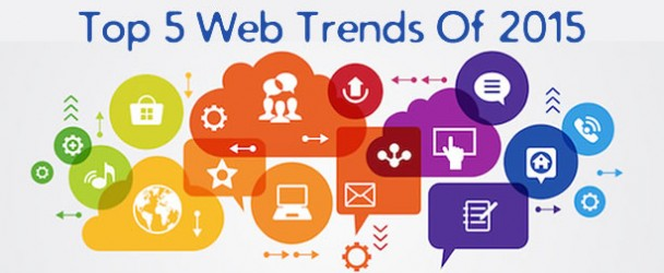 Top Website Design Trends for 2015