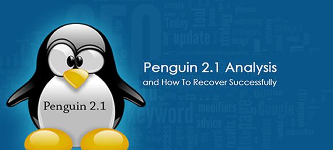 Penguin 2.1: Toxic Links Case Study